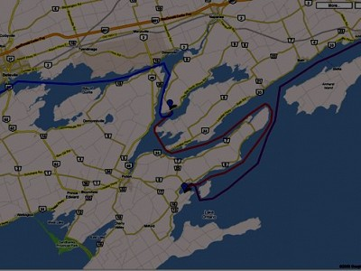 Around Prince Edward County Long Distance Multihull Regatta-August 1/2/3