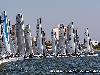 2015 F18 Canadian National Championship-Sept11-13