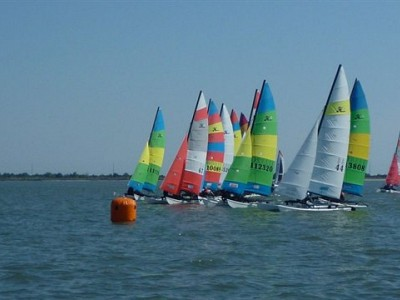 2016 North American Hobie Youth and Women's Championship-July 10-13